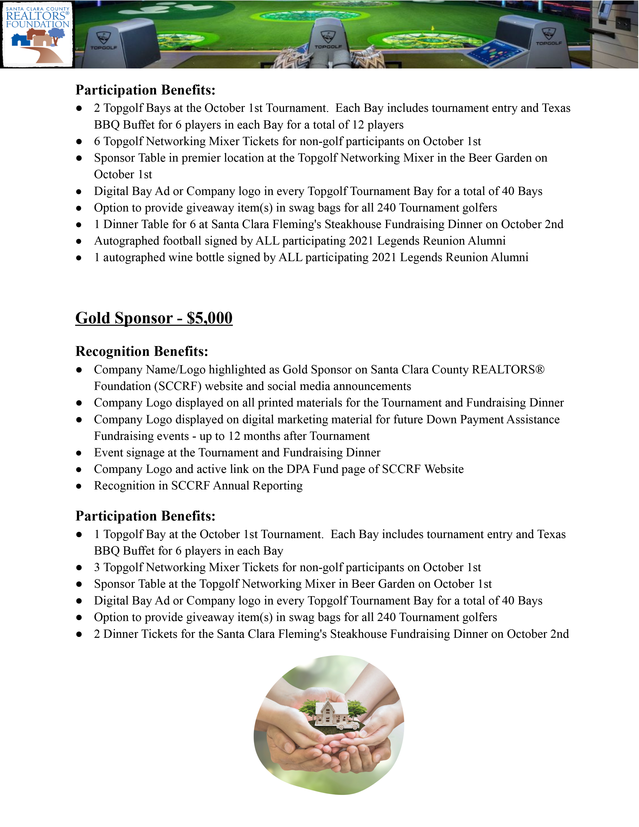 2021.10 SCCRF DPA Fundraisers – Sponsorship Pg2