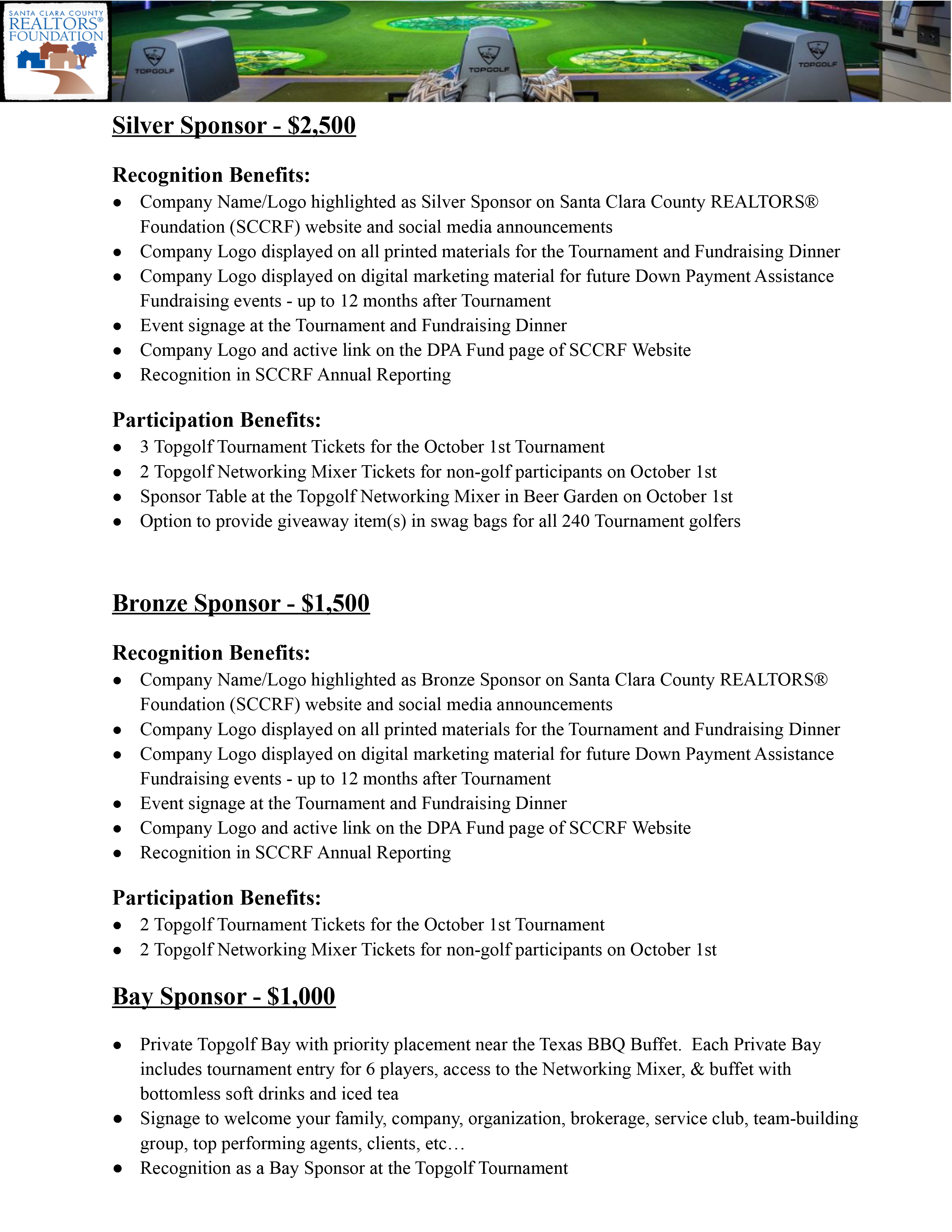 2021.10 SCCRF DPA Fundraisers – Sponsorship Pg3